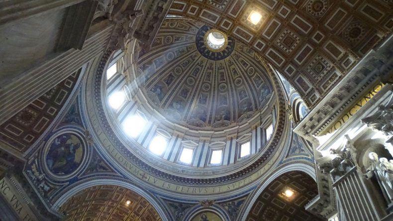 Die schönsten Kirchen: Petersdom
