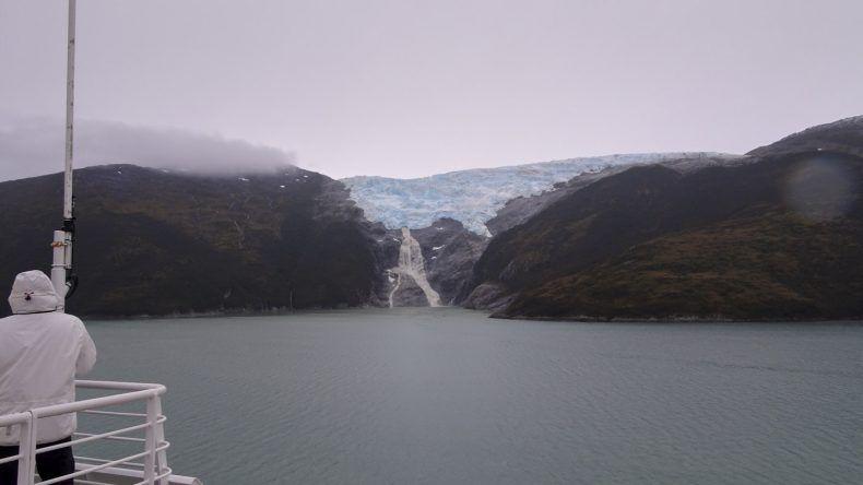 argentinischer Gletscher