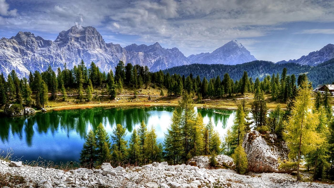 Die Dolomiten gehören definitiv zu den Naturschönheiten der Erde