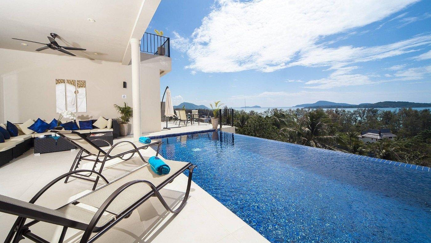 Luxus Ferienhaus in Thailand