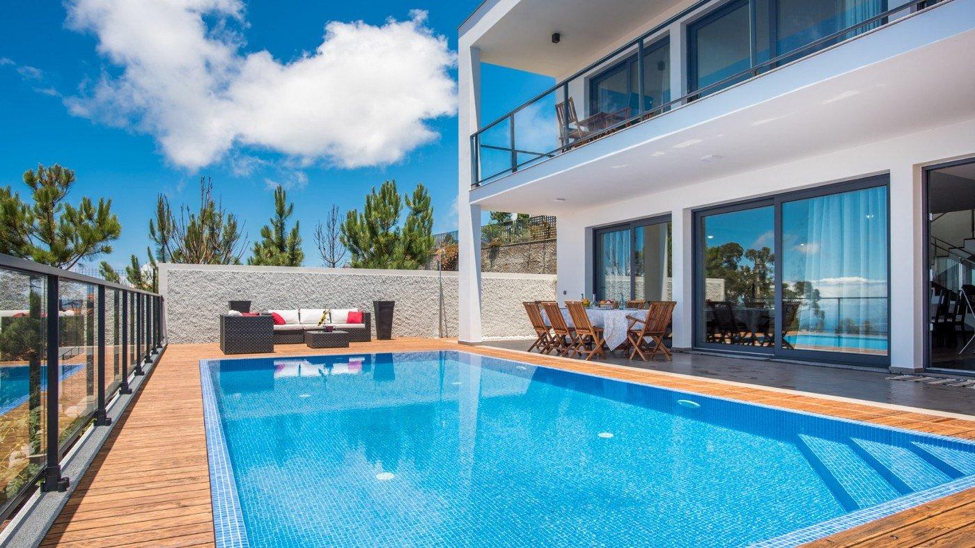 Ideal auch für Wanderfreunde: Dieses Ferienhaus auf Madeira
