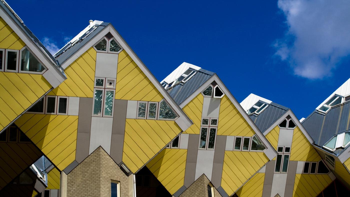Nebst Amsterdam ist auch Rotterdam einen Besuch wert