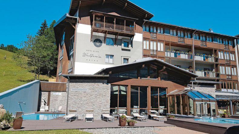 Skihotel Hotel und Spa Wulfenia