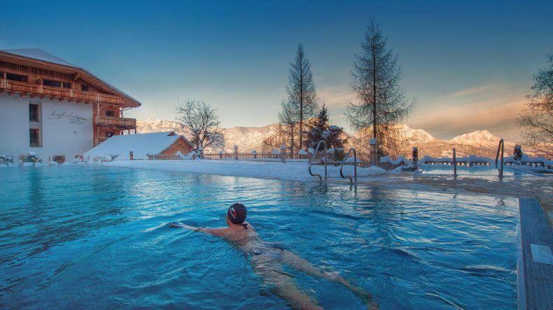 Skiurlaub im Natur- und Wellnesshotel Höflehner