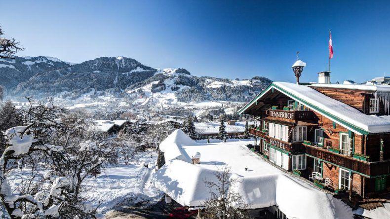 Skihotel Tennerhof Gourmet Spa de Charme Hotel