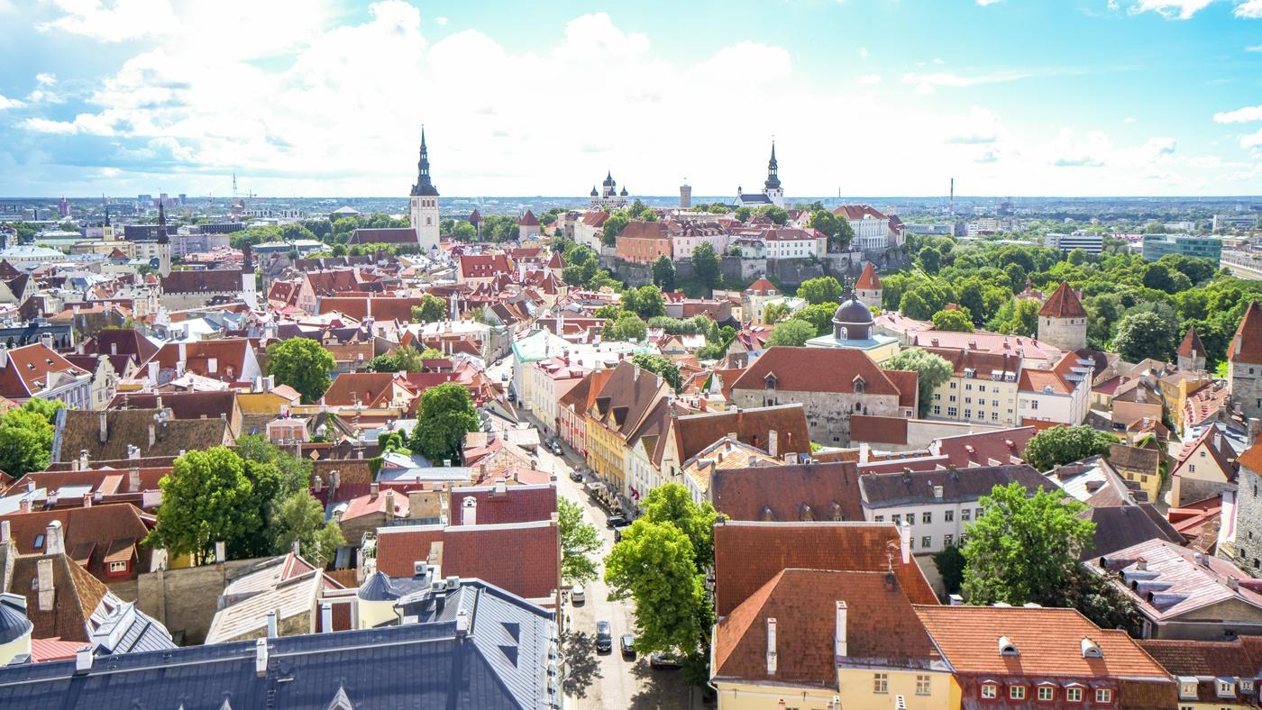... und natürlich Tallinn