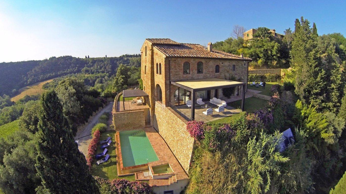 Luxus Ferienhaus in der Toskana