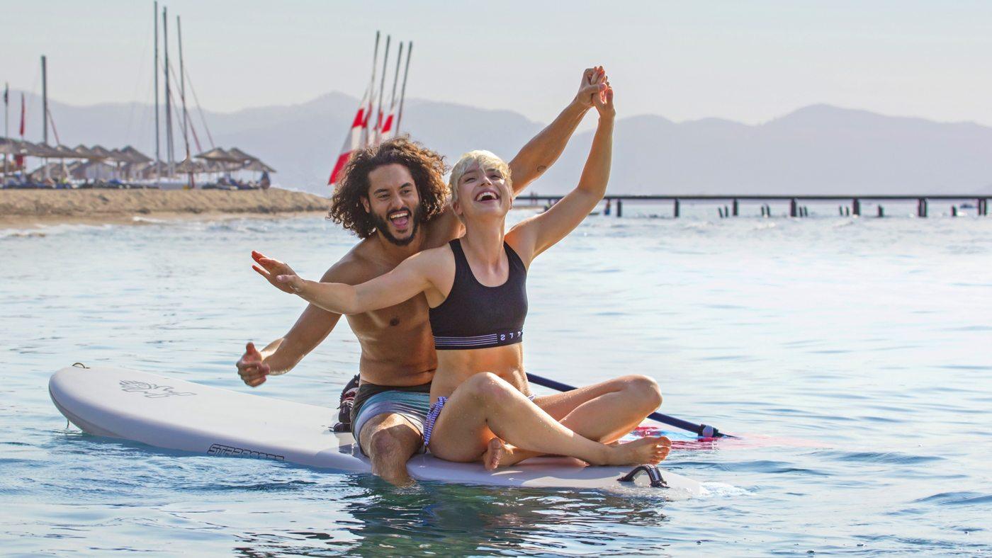 Kevin und Charleen sind die Gesichter hinter der neuen TUI MAGIC LIFE Kampagne