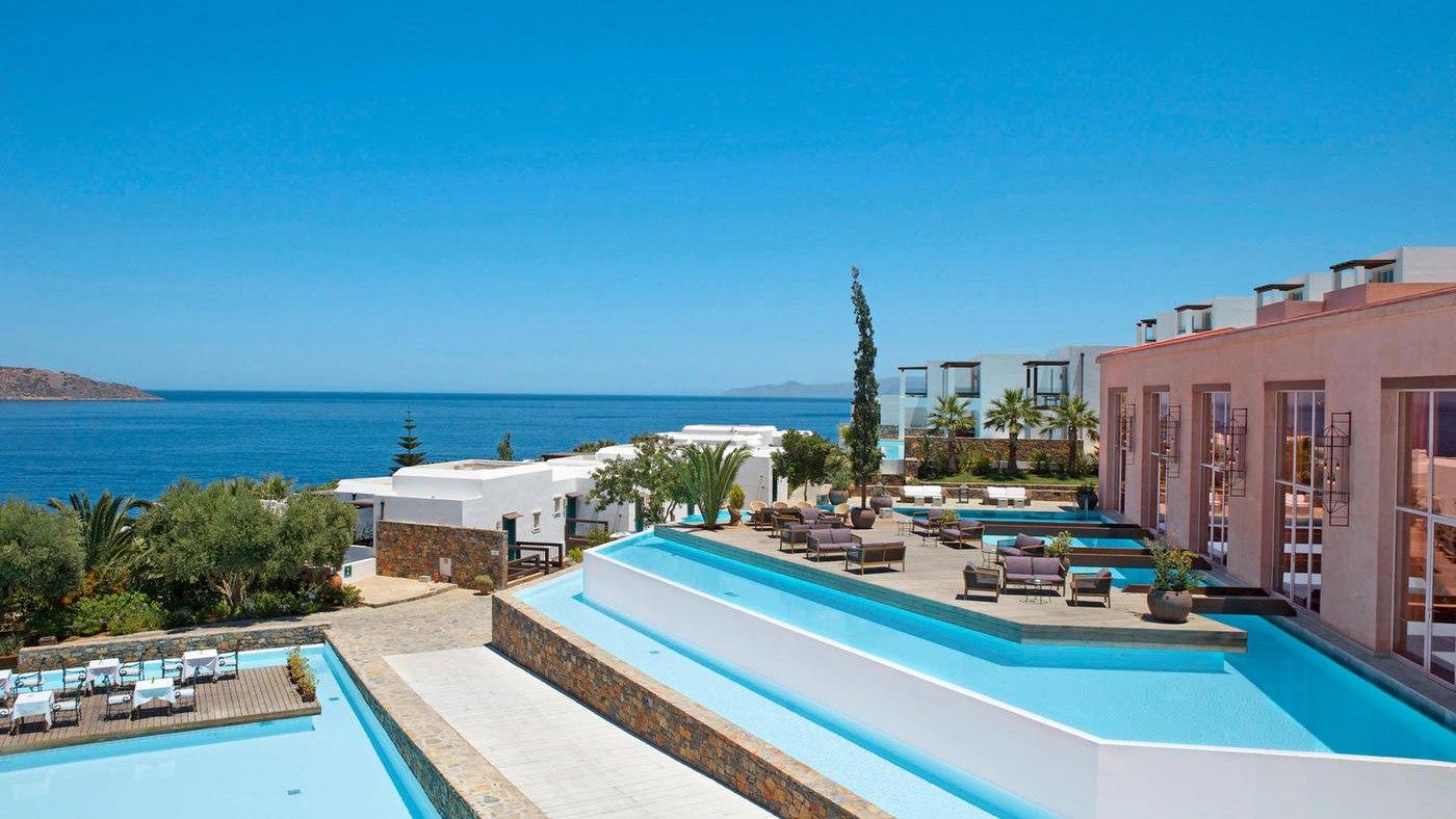Das TUI SENSIMAR Elounda Village Resort & Spa verspricht viel Ruhe und Entspannung