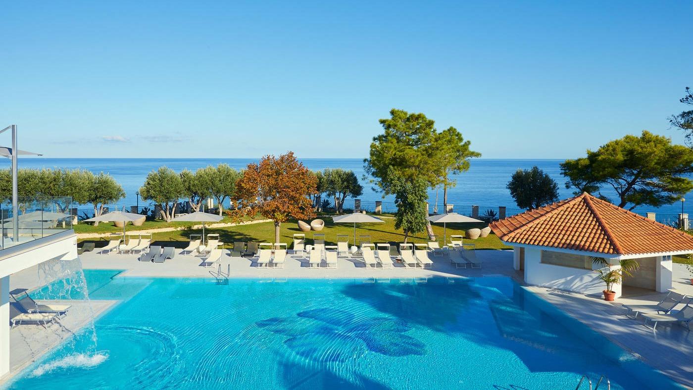 Beste Hotels Auf Korfu