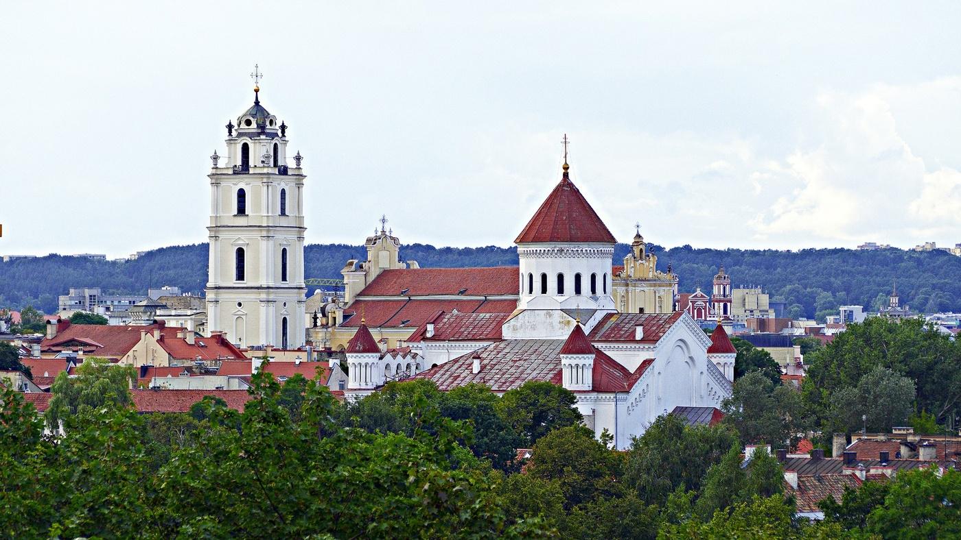 und Vilnius