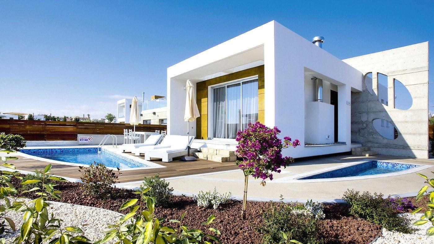 Luxus Ferienhaus auf Zypern