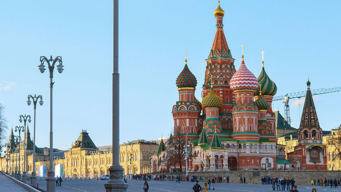 Die schönsten Kirchen: Basilius Kathedrale in Moskau