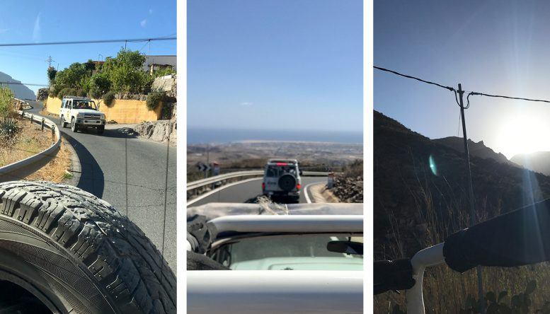 Ein echtes Abenteuer: eine Jeep-Safari ins Hinterland von Gran Canaria.
