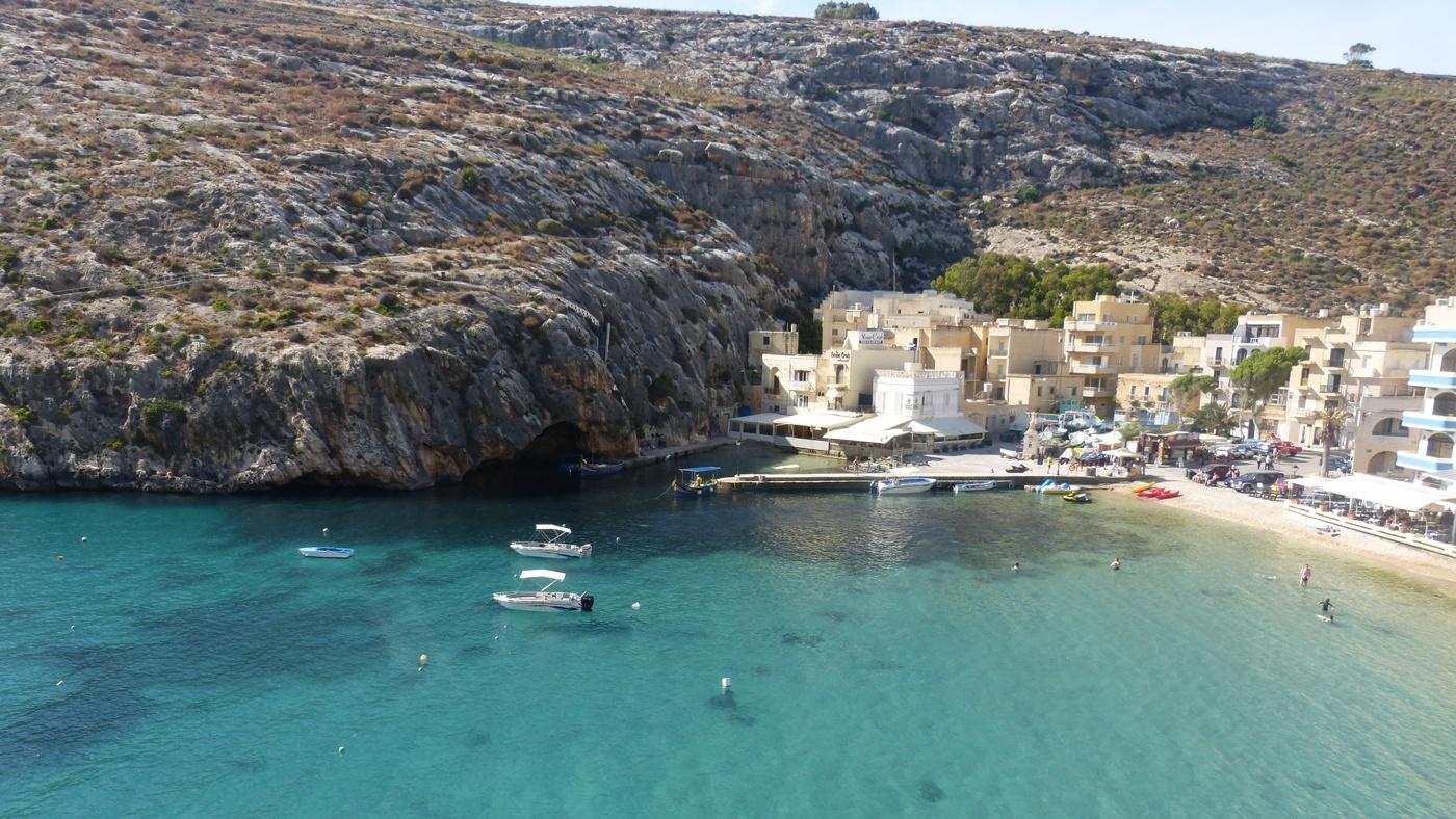Traumhaft schön: Xlendi Bay auf Malta
