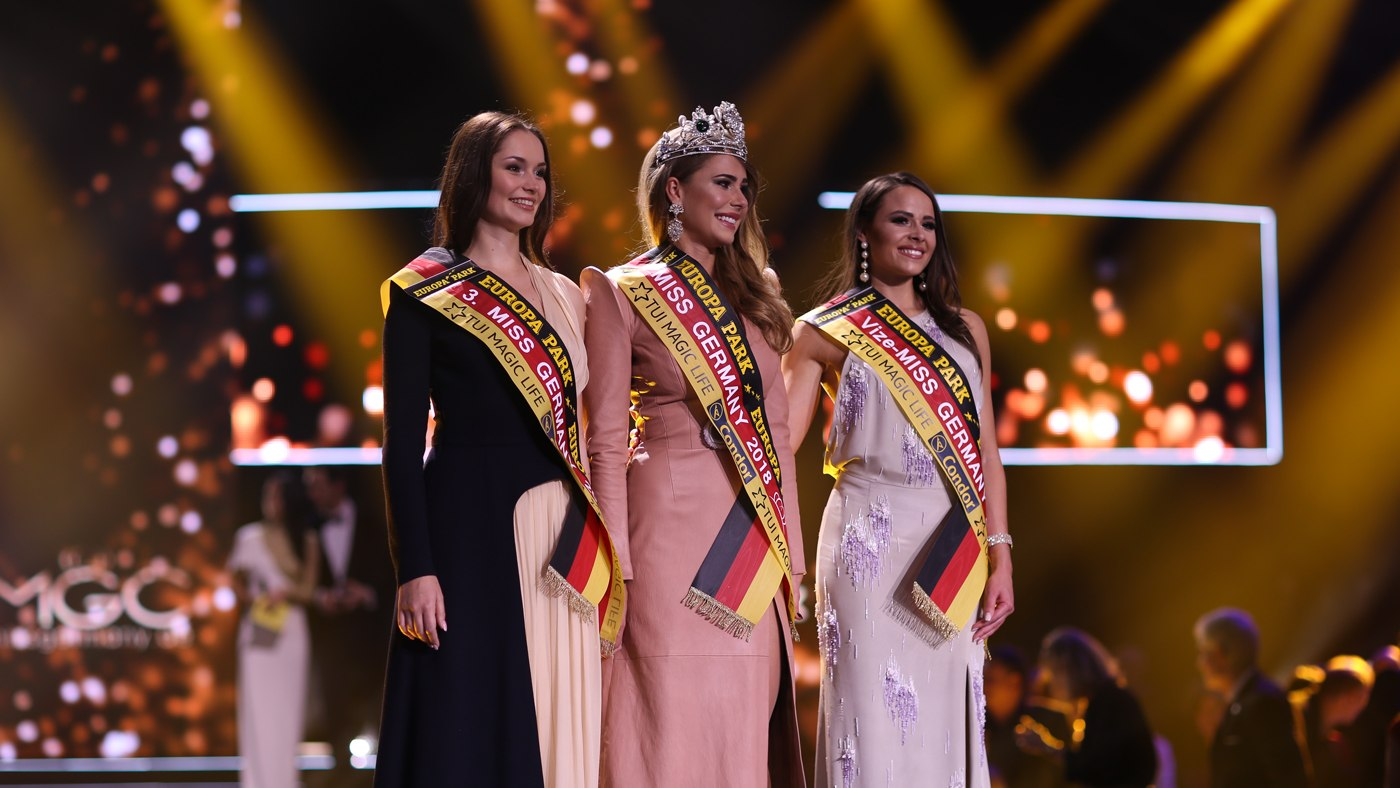 Das Miss Germany Finala 2018 fand am 24. Februar im Europa-Park statt (c)Jeremy Möller