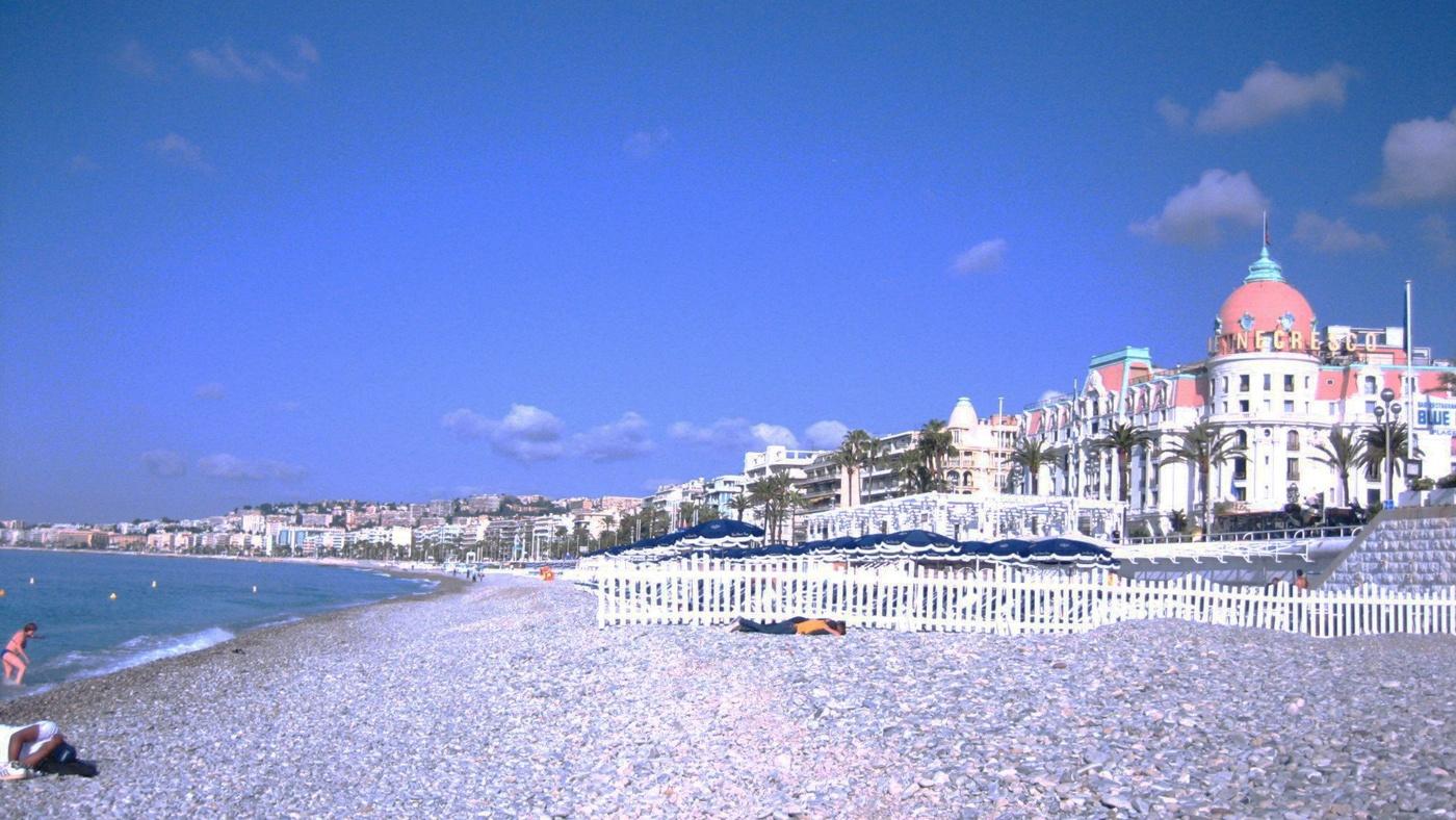 Eignet sich nur bedingt zum Baden, ist aber ein traumhaft schöner Strand