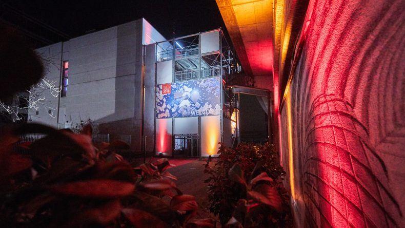Im Umspannwerk in Berlin fand die diesjährige TUI Holly Gala statt