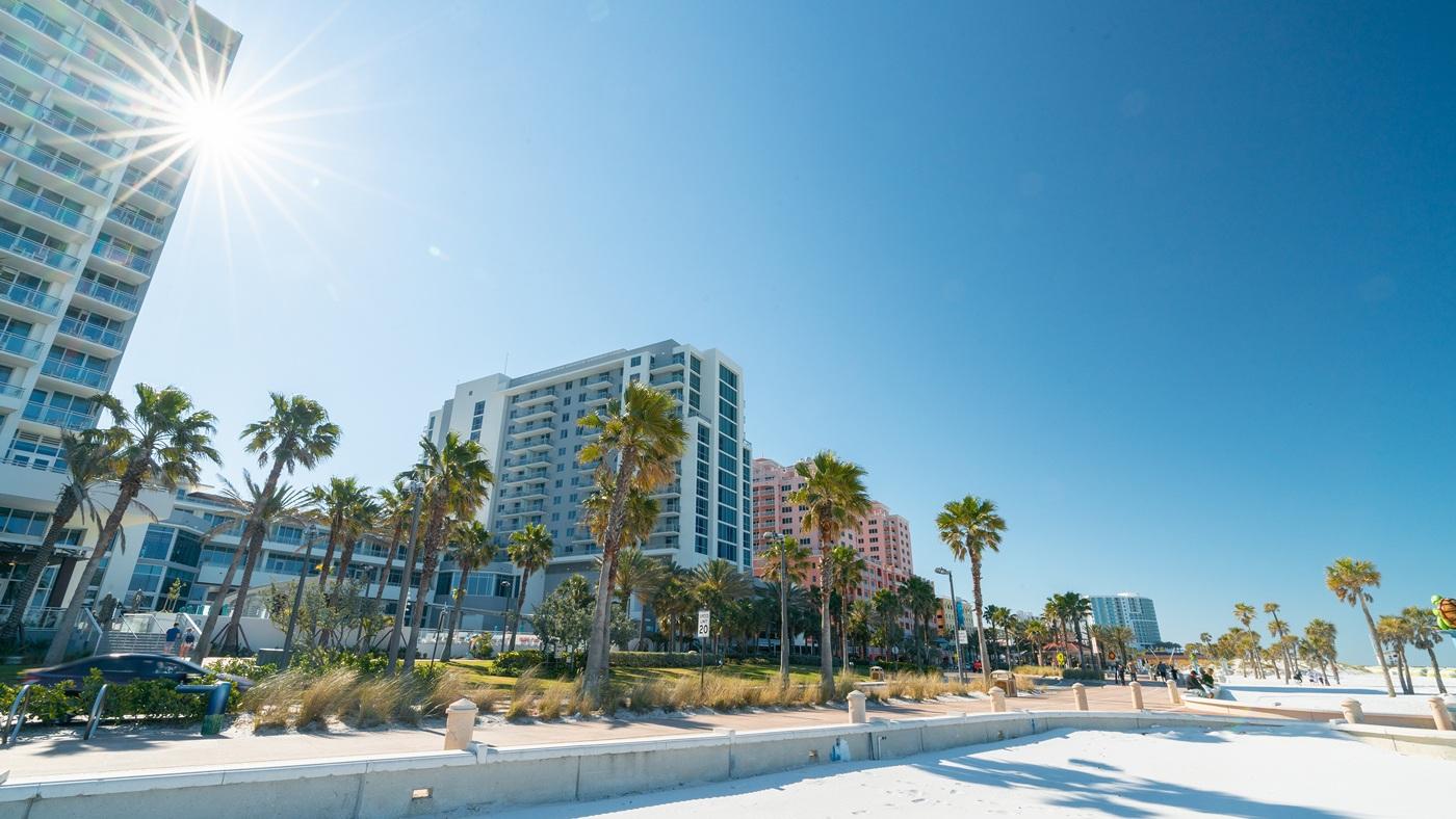 Boardwalk Clearwater Beach
