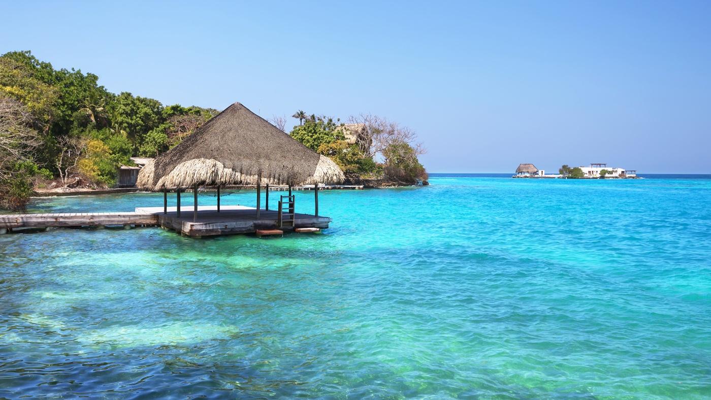 Karibikfeeling pur auf Islas del Rosario