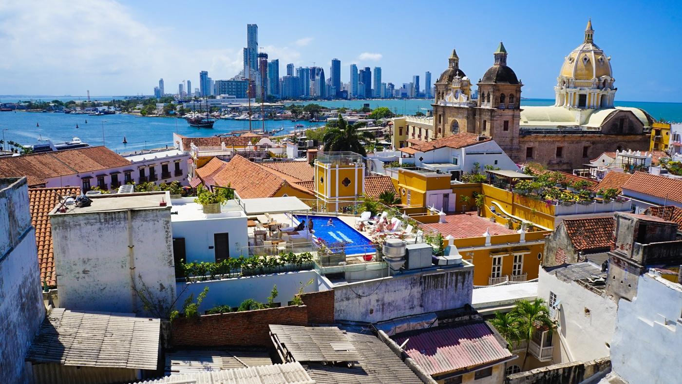 Cartagena solltet ihr euch auf eurer Kolumbien Rundreise nicht entgehen lassen