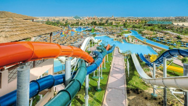 Jungle Aqua Park - Hurghada