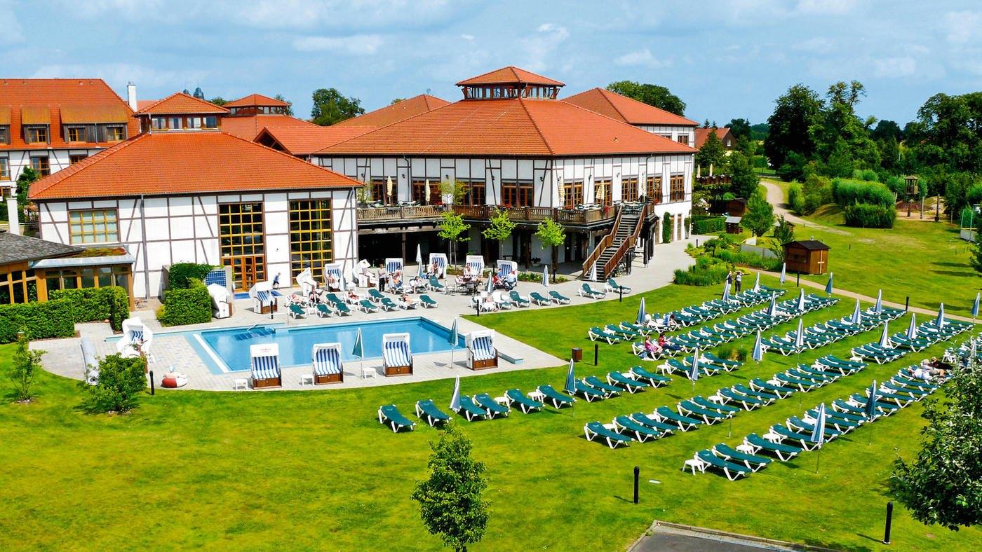 Der ROBINSON Club Fleesensee - ideal für einen Kurzurlaub am See