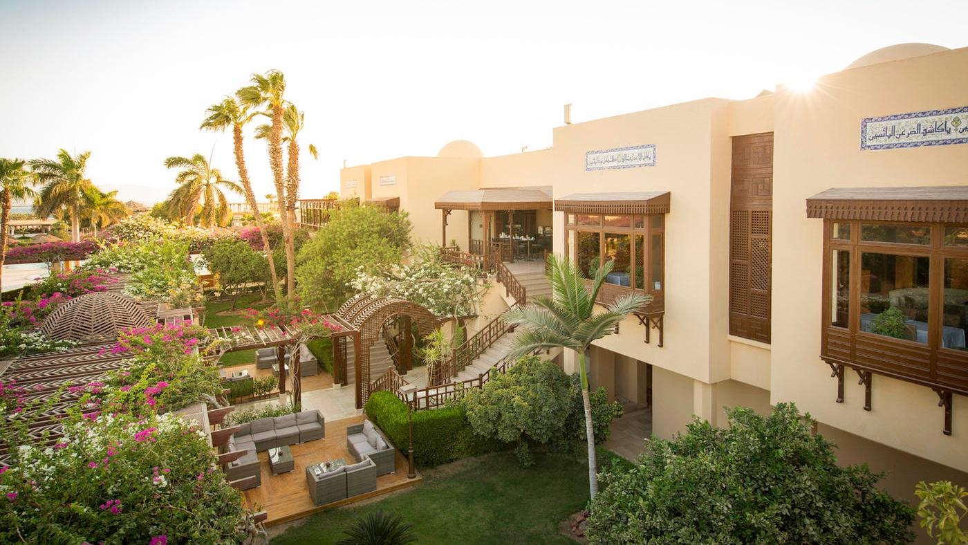 Schnorcheln, entspannen und die Sonne genießen - das könnt ihr im ROBINSON Club Soma Bay