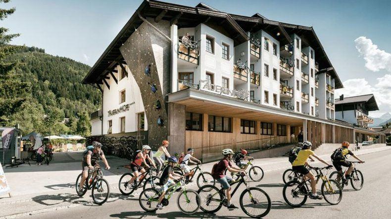 Fun-, Bike-, Sporthotel Tauernhof