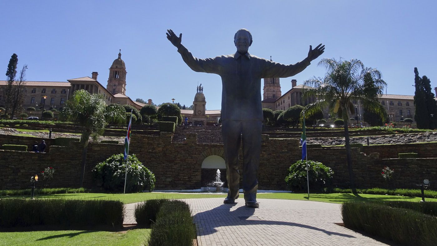 Pretoria, Denkmal