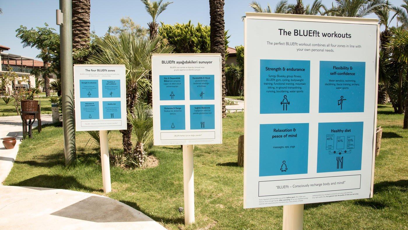 BLUEf!t verfolgt einen ganzheitlichen Ansatz aus Elementen für Körper und Geist