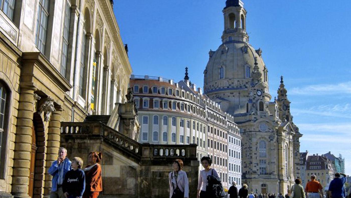 Die schönsten Kirchen: Dresdner Frauenkirche