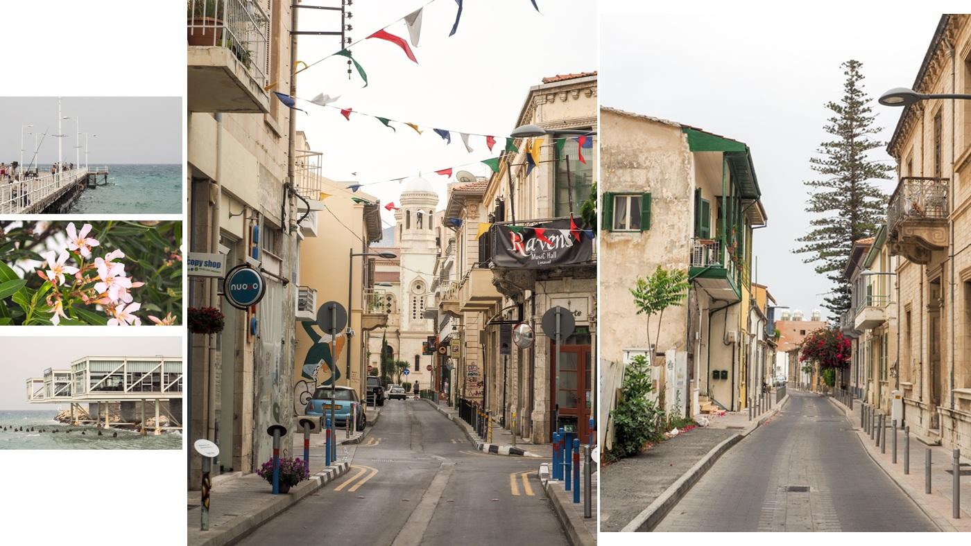 Unterwegs in den Straßen von Limassol