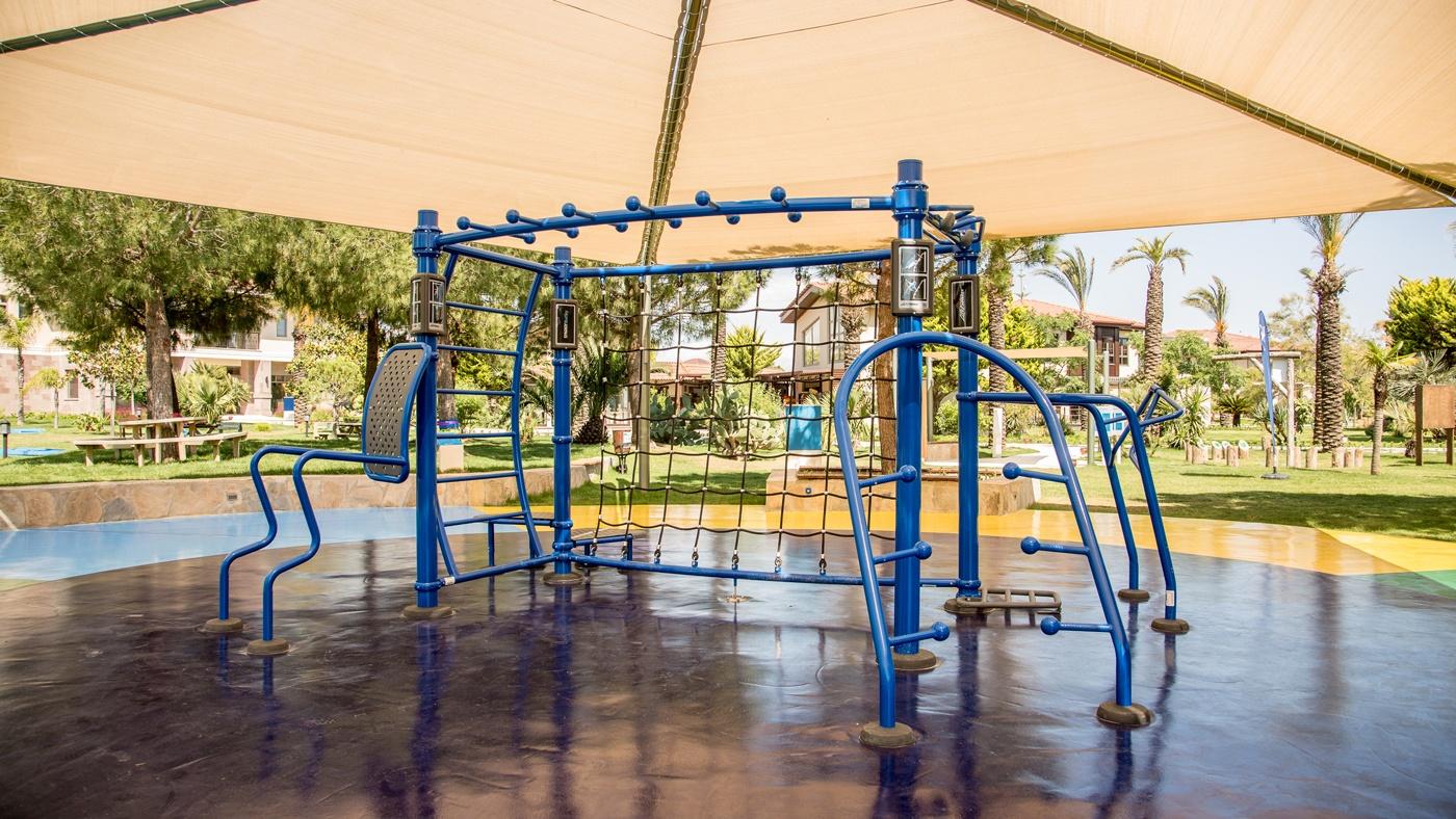 Die SYNRGY BlueSky Trainingssysteme findet ihr im TUI BLUE Sarigerme, TUI BLUE Palm Garden, TUI BLUE Falesia, TUI BLUE Palm Beach Palace, TUI BLUE Rocador, TUI BLUE Marmaris und im TUI BLUE Jadran.