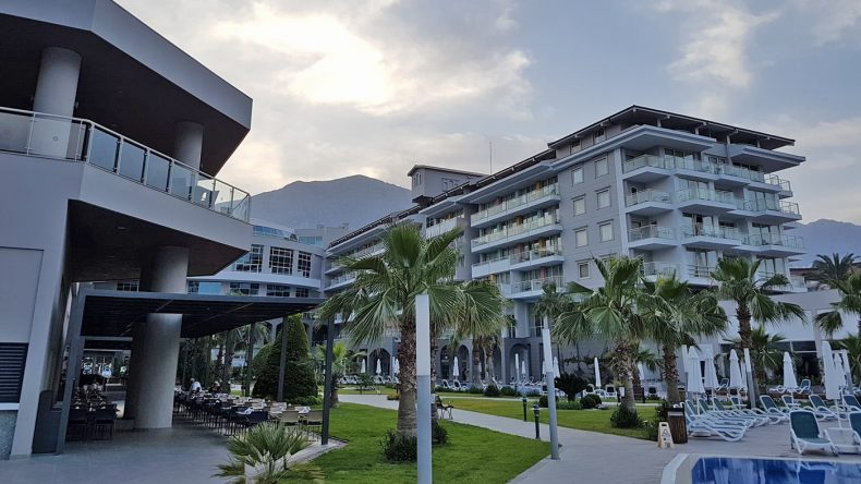 Das moderne 5-Sterne-Hotel Kemer Barut Collection