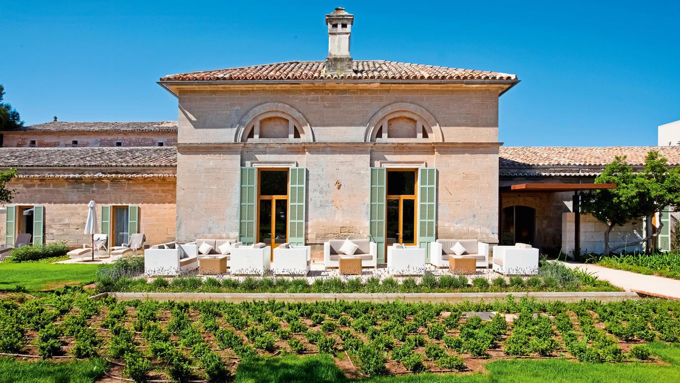 Das Fontsanta Hotel Thermal Spa und Wellness ist ein Landhotel, dass Luxus pur verspricht