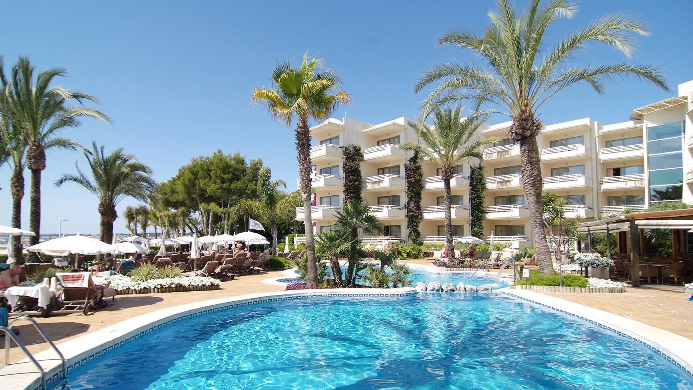 Das Vanity Hotel Golf ist perfekt für euren Aktivurlaub auf Mallorca