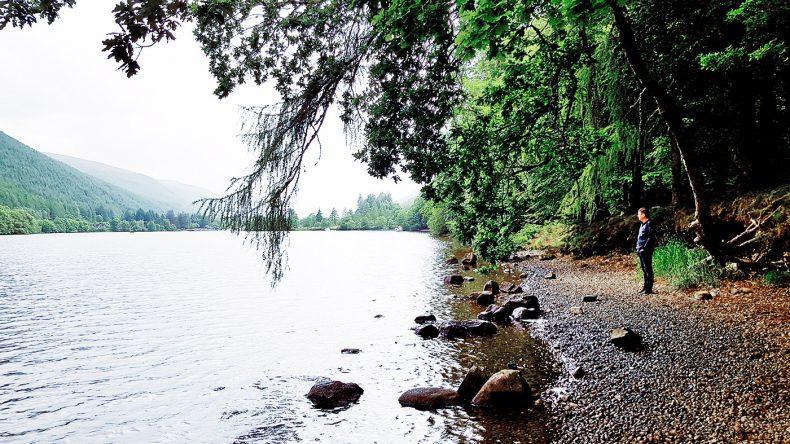 Kleine Idylle am Loch