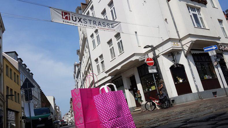 Lübeck Shopping