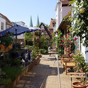 Lübeck - malerischer Kurzurlaub in der Stadt der sieben Türme