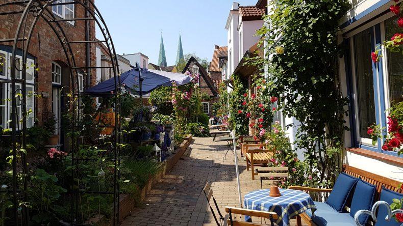 Rosen-Gang Lübeck