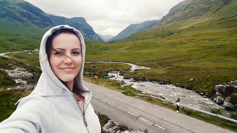 Wir waren glücklich und tiefenentspannt am Ende unseres Roadtrips durch Schottland.