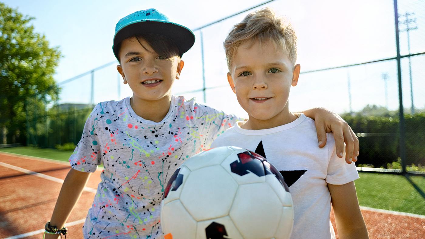 Kids Soccer im TUI BLUE Palm Garden