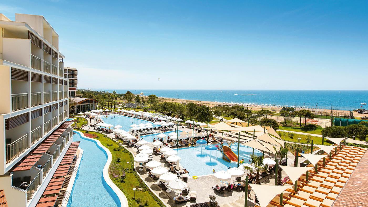 Das 5-Sterne-Luxus-Resort TUI SENSATORI Barut Sorgun an der türkischen Riviera