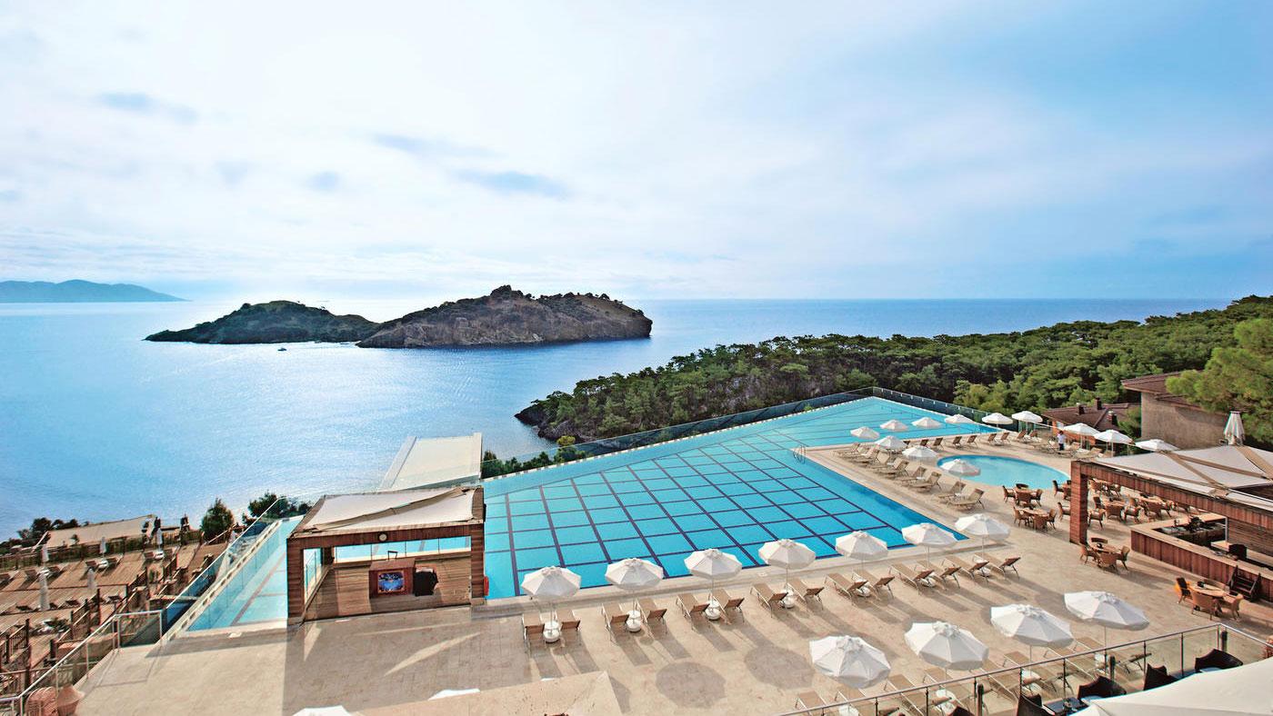 Nur für Erwachsene ab 16 Jahren: Das schöne TUI SENSIMAR Seno Resort & Spa