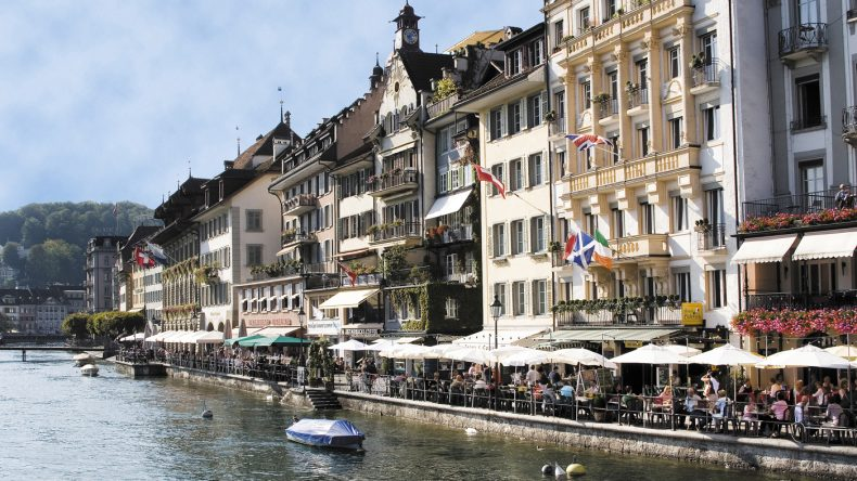 Luzern Altstadt (© Swiss Image)