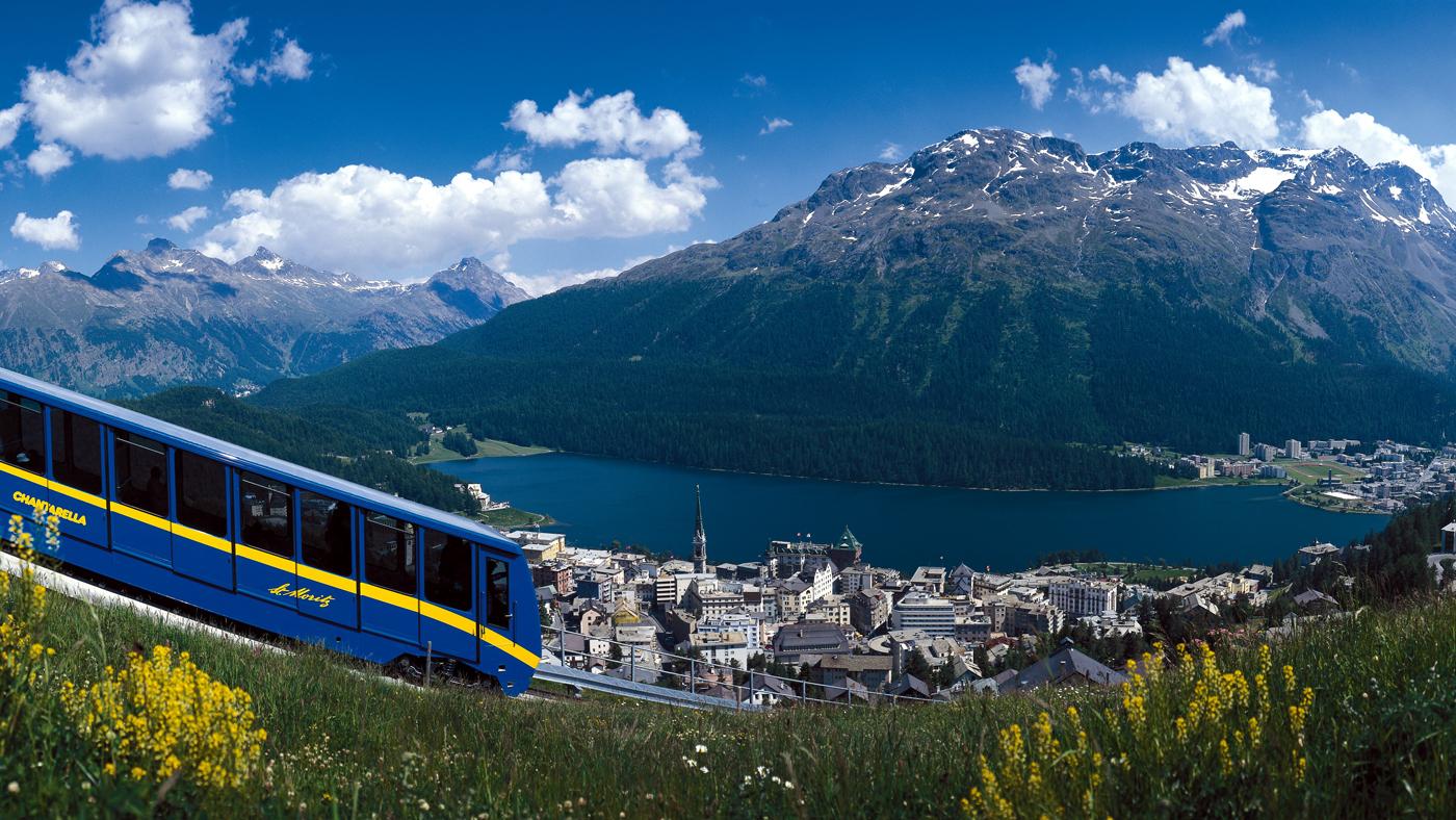 St. Moritz (© Swiss Image)