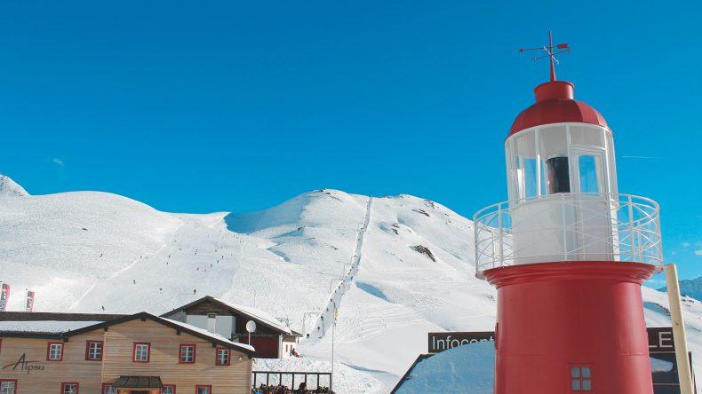der 2.033 Meter hohe Oberalppass