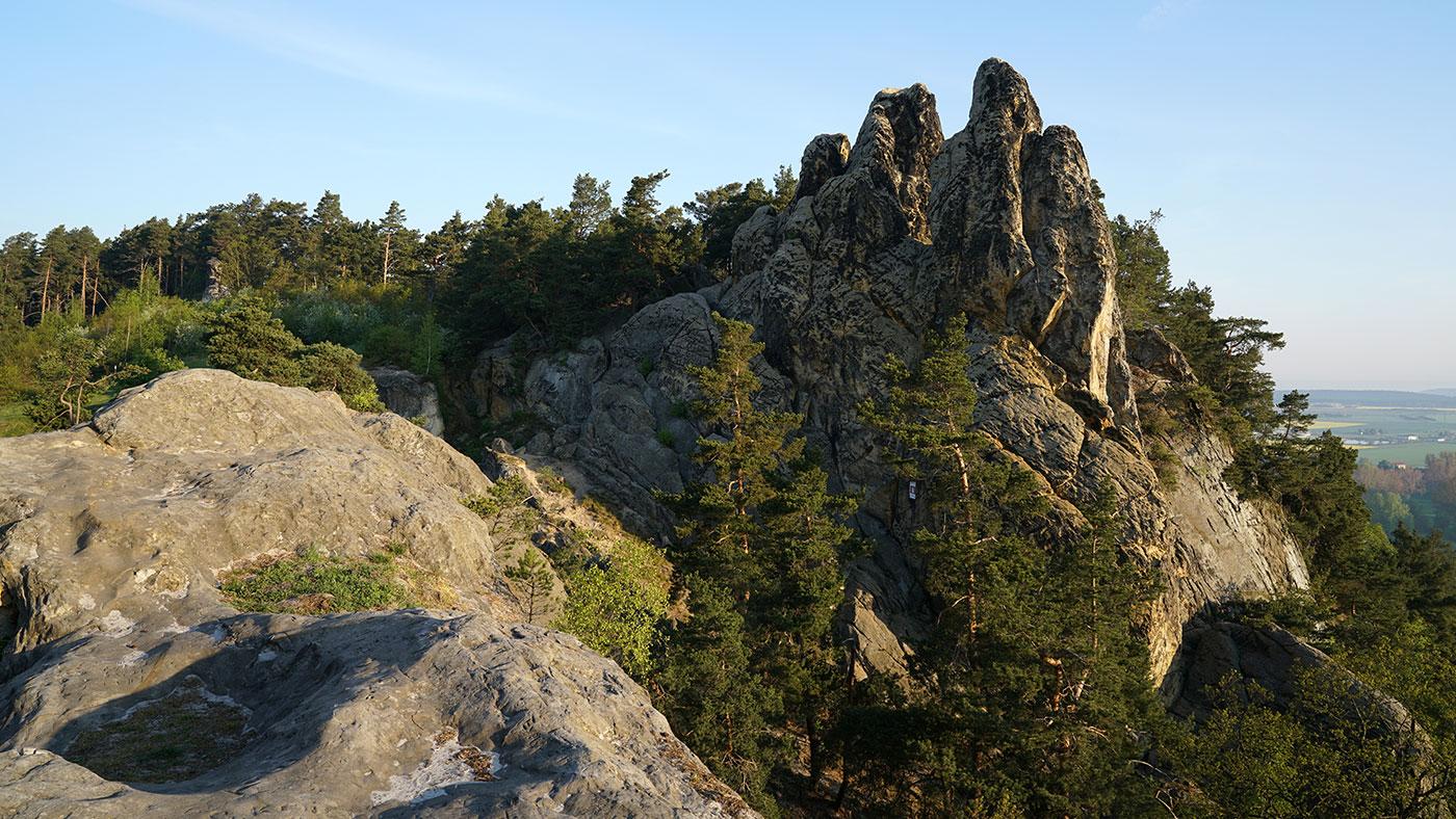 Teufelsmauer Timmenrode im Harz