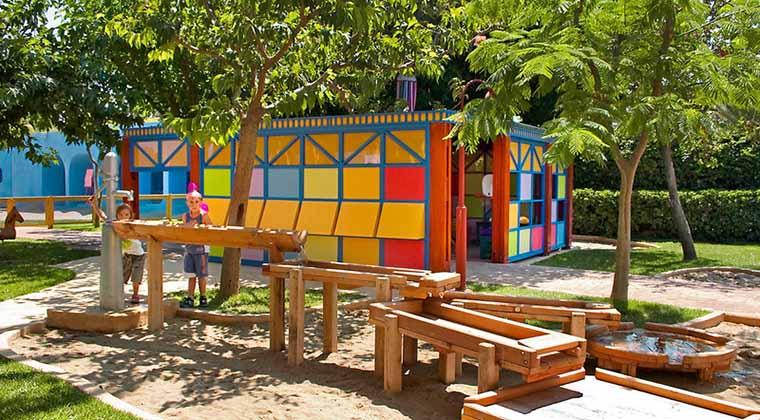 Spielplatz TUI KIDS CLUB Aquila Rithymna